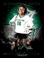 16 Chanelle Smith Volleyball